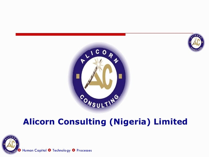Alicorn Consulting (Nigeria) Limited