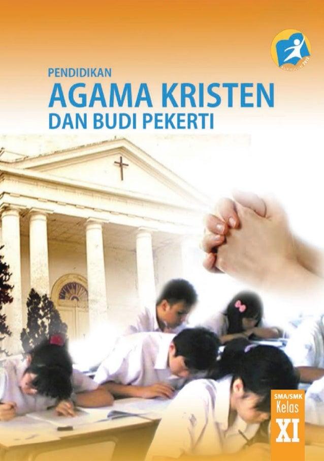 Buku Siswa Agama Kristen Sma Kelas X Kurikulum | Download ...