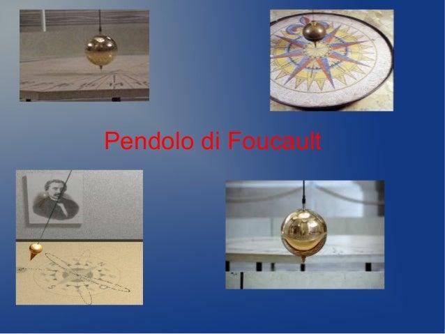 Pendolo di foucault pamela