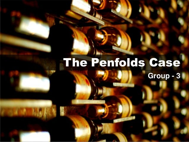 The Penfolds Case Group - 3
