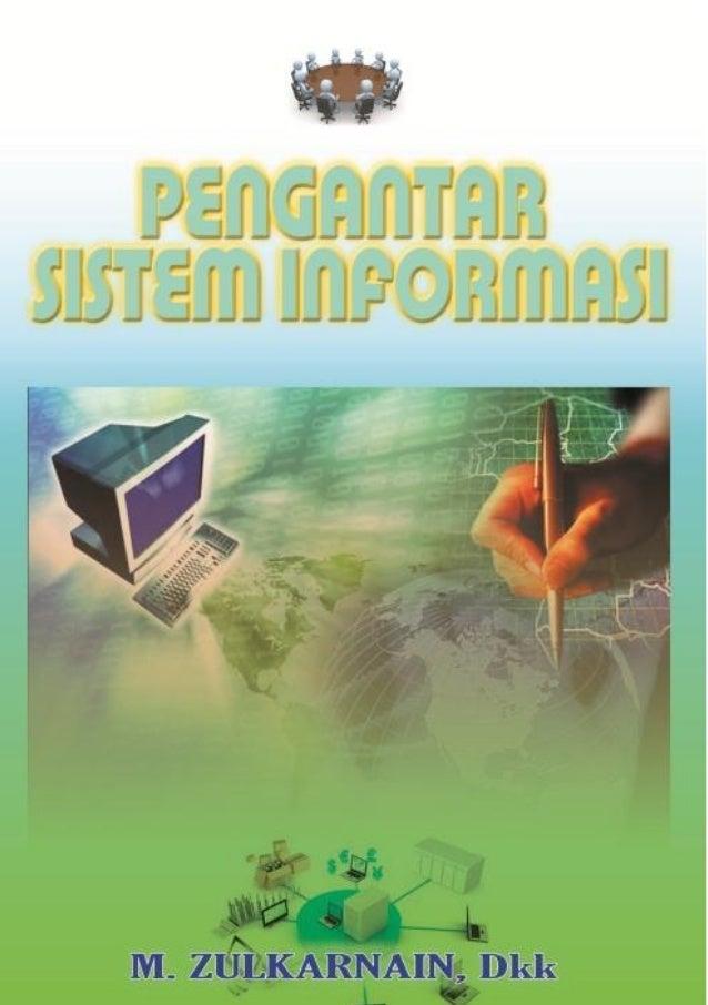 Pengantar sistem informasi..