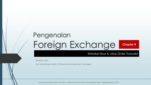 Forex education center bandung
