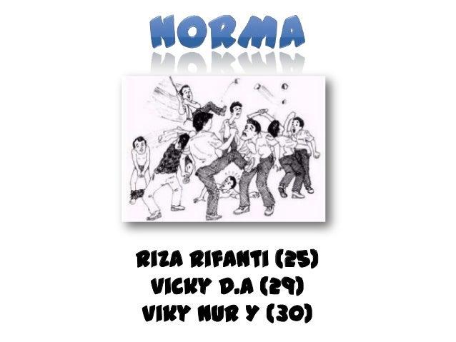 Riza Rifanti (25) Vicky D.A (29)Viky Nur Y (30)
