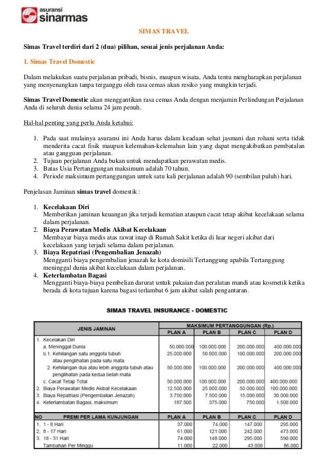 Image Result For Asuransi Perjalanan Msig