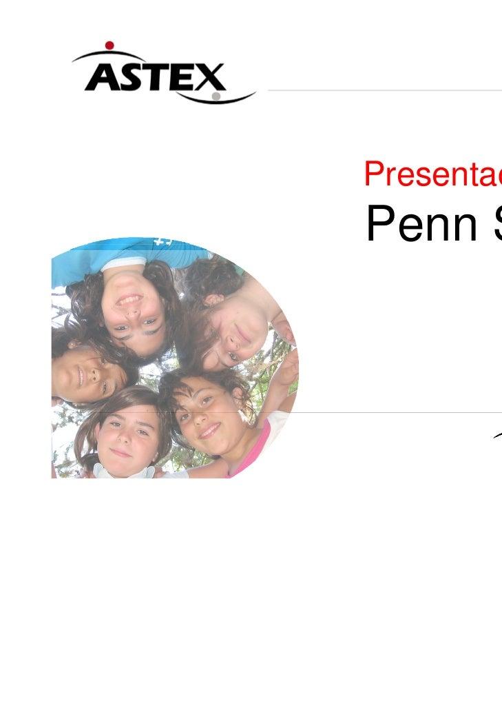 Presentación dePenn State