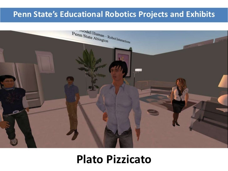 Penn State's Educational Robotics Projects and Exhibits