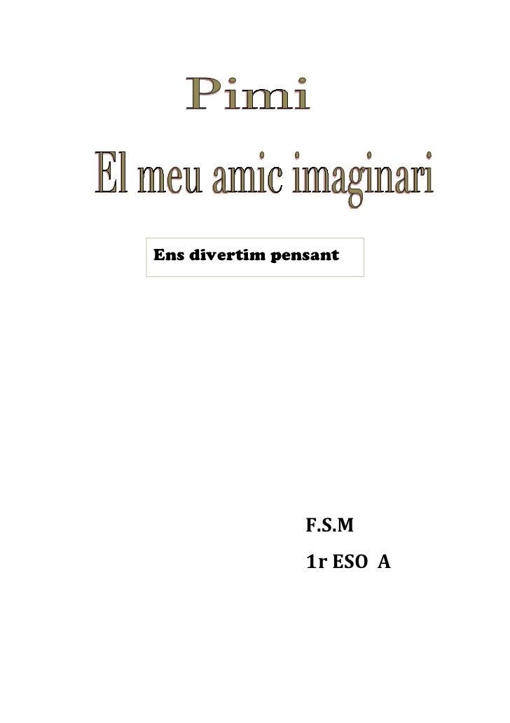 Pensament (f.s)