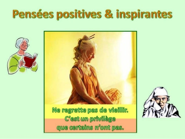 Pensees positives & inspirantes