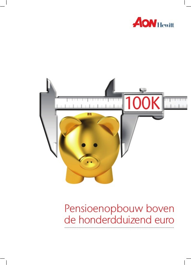 Pensioenopbouw boven-de-100-duizend-euro
