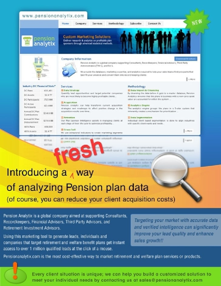 Pensionanalytix.Com Flyer1