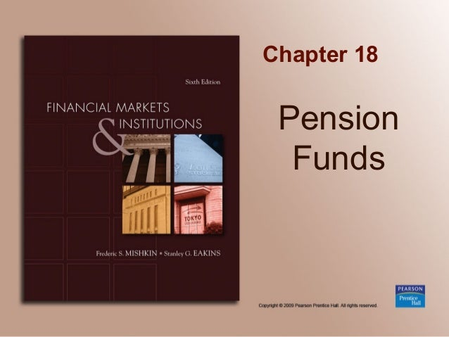 Chapter 18PensionFunds