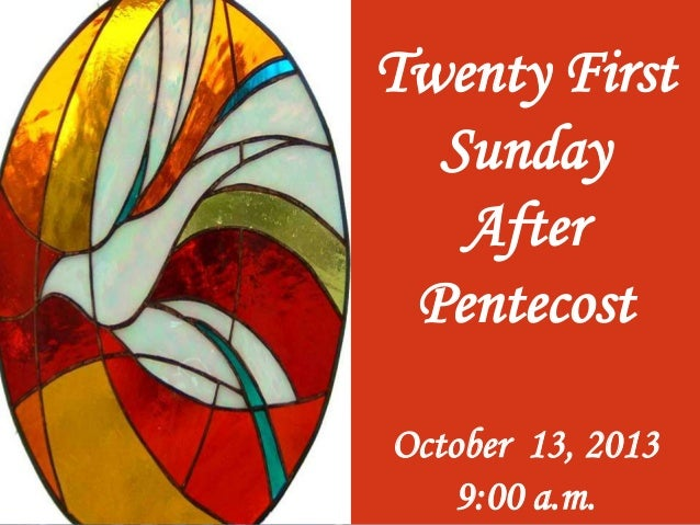 Pentecost 21 13 combined 2 final