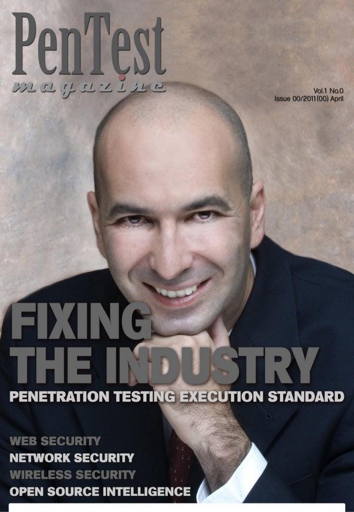 Penetration Testing Magazine