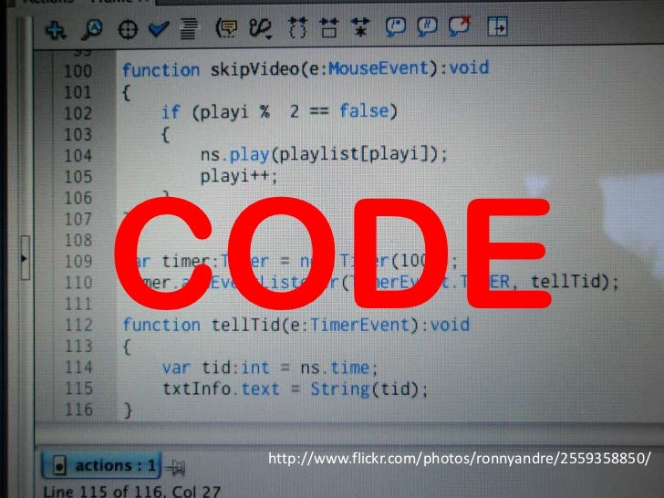 People Love to Code?