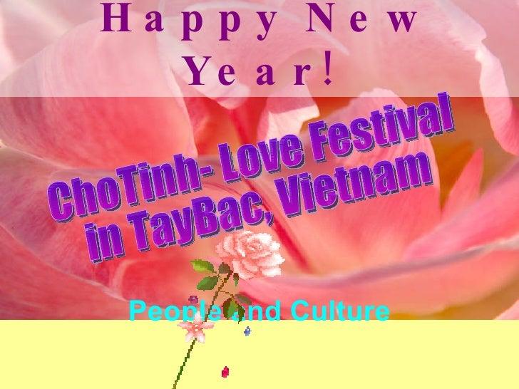 Cho tinh- Love festival in TayBac, Vietnam