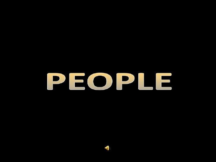 Gente del mundo