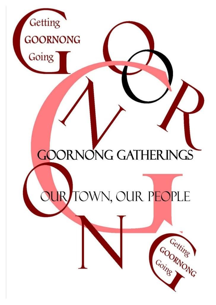 Goornong Gatherings