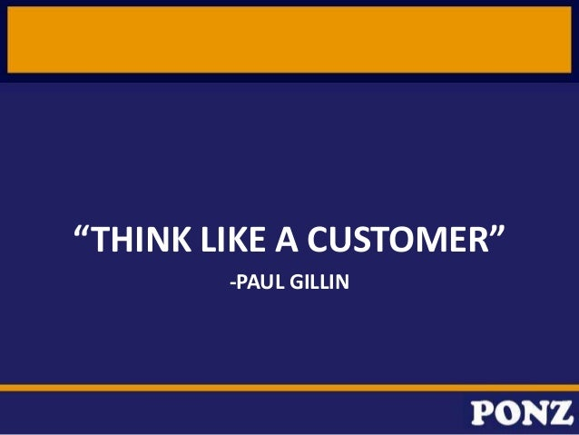 People in service marketing