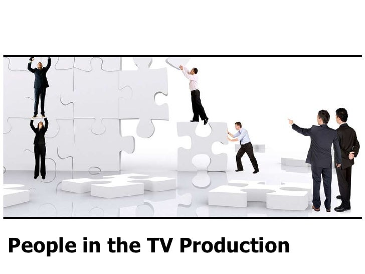People in the TV Production<br />