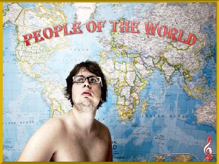 People of the world (v.m.)