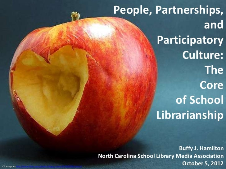 People, Partnerships, and Participatory Culture--The Core of School Librarianship