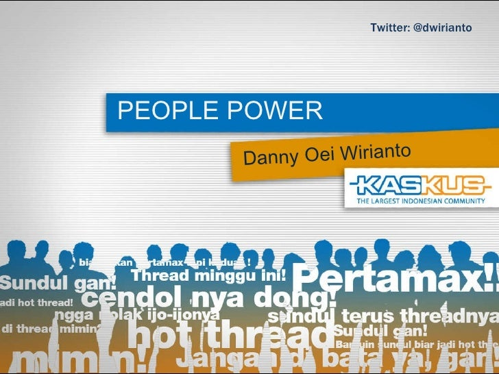People Power M P
