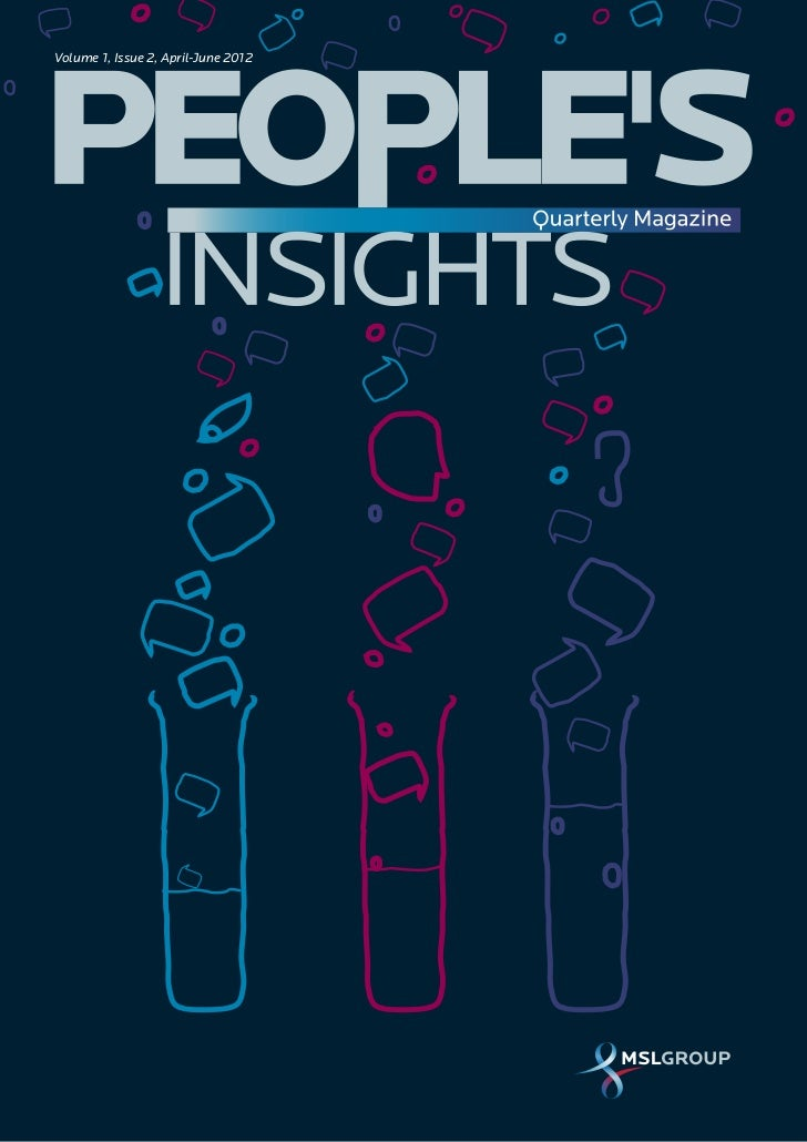 People's Insights Quarterly Magazine Issue 2
