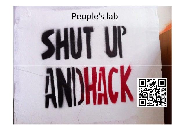 Peoples lab presentation 27022013