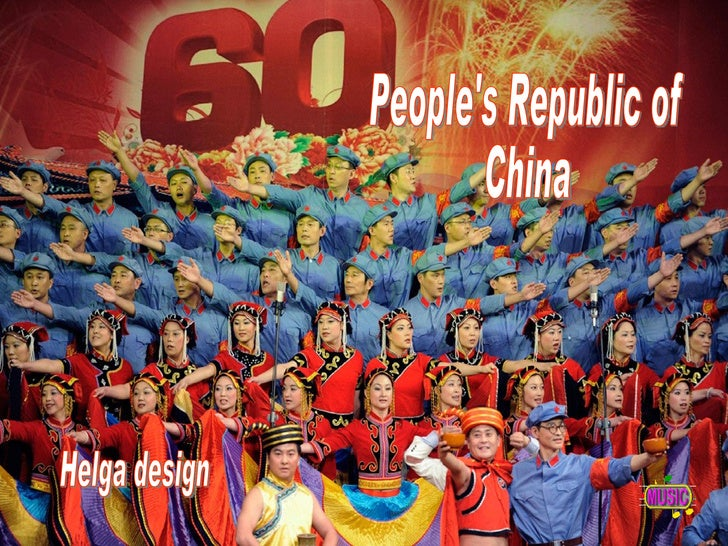 Helga design People's Republic of  China