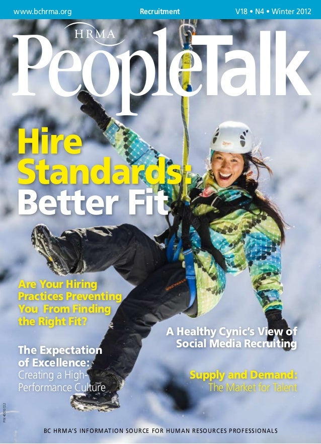 People talk  - winter issue  data-driven approach helps