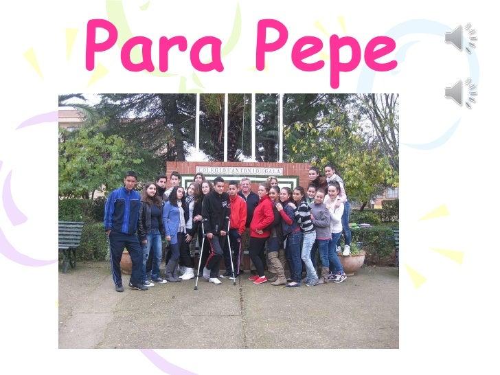 Para Pepe