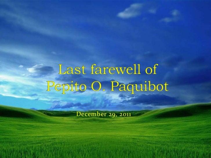 December 29, 2011