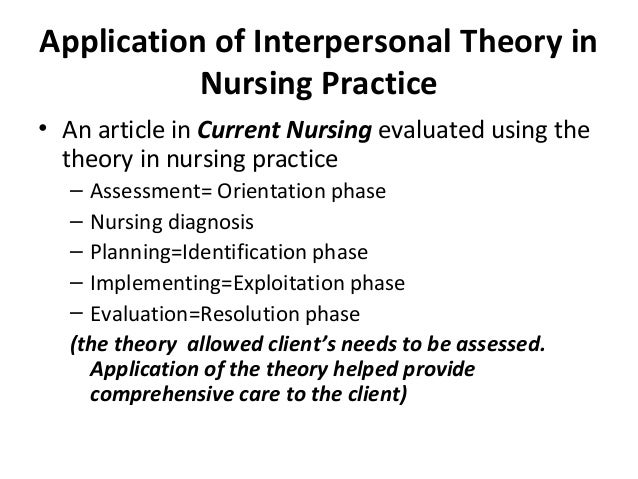 application of comfort theory to nursing practice Comfort theory and practice this book places comfort at the forefront of nursing care  and practical information for its application.