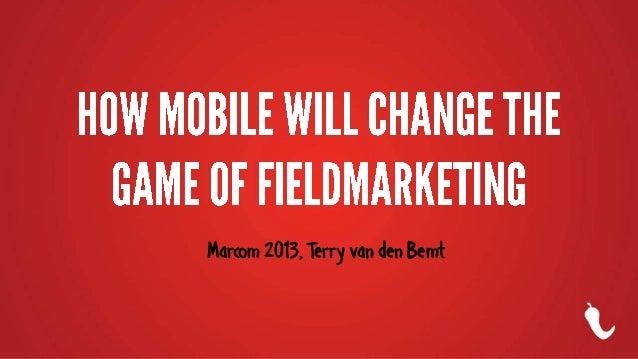 Marcom 2013, Terry van den Bemt
