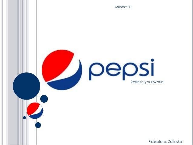 portfolio analysis of pepsi