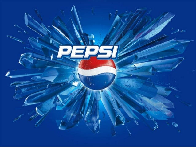Marketing Project on Pepsi Co.