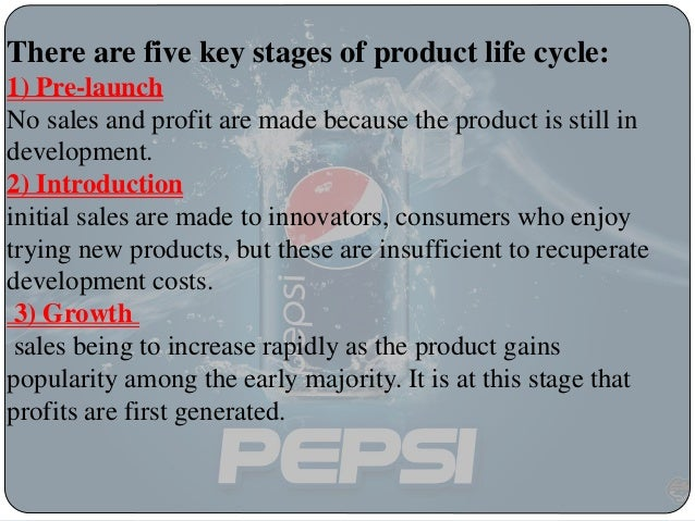 product development strategy of pepsi Pepsico's diversification strategy  pepsi-cola and frito-lay combined forces to create a new company that could capitalize on the combined strengths of the two.