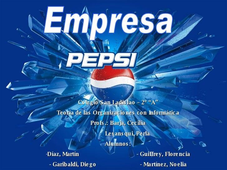Pepsi Nueva
