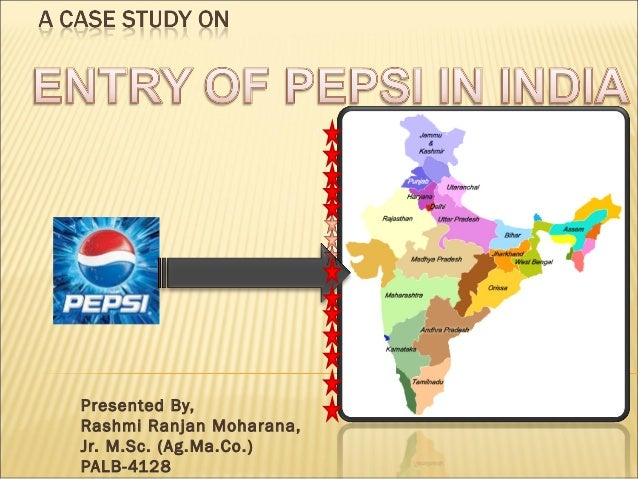 case analysis on pepsis entry to Free case study solution & analysis | caseforestcom case study on pepsi google case analysis most recent request.