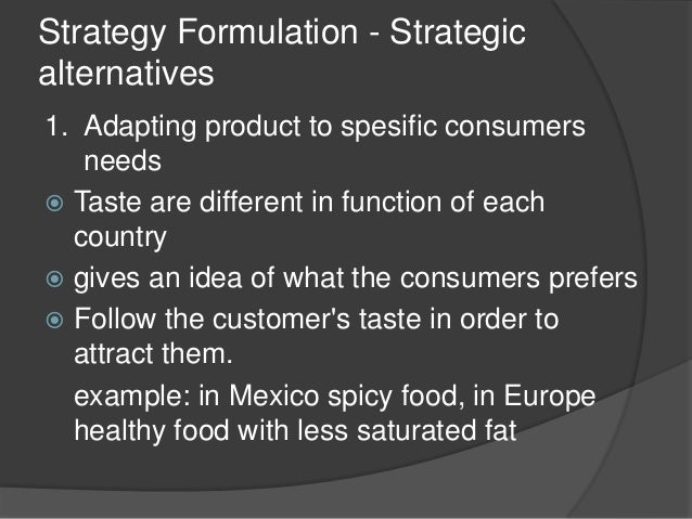 strategic analysis of pepsi co Pepsico inc report contains more detailed discussion of the company's business strategy the report also illustrates the application of the major analytical strategic frameworks in business studies such as swot, pestel, porter's five forces, value chain analysis and mckinsey 7s model on pepsico.