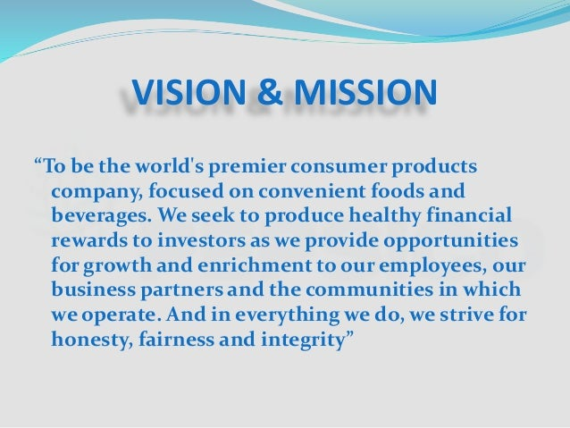 pepsico company information