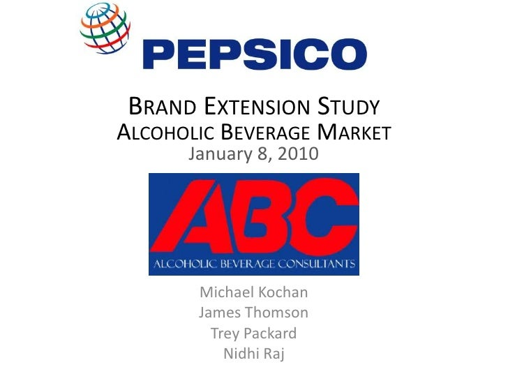 New Product Launch - PepsiCo