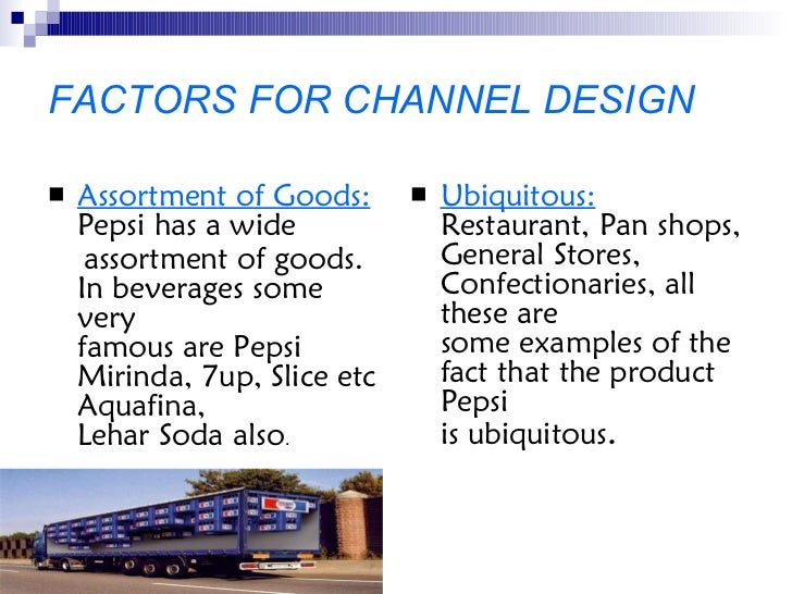 place mix of pepsi Now there are 2 major company of soft drinks • coca cola • pepsi co they are competitors to each other  coca-cola marketing mix: product, place,.