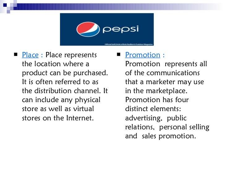 Pepsi marketing pdf