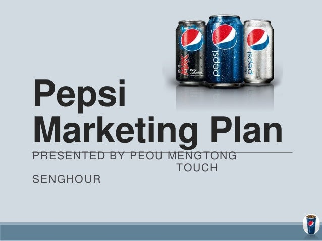 pepsi marketing strategy With so many promotional channels and methods to choose from, developing a  marketing strategy can seem like an overwhelming task.