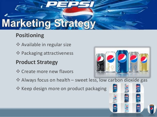 positioning strategy of pepsi