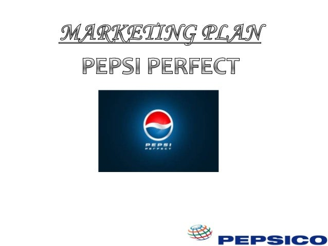 mkt plan pepsi Pepsico's social media transformation eventually sending them from quaker to plan meals and make shopping lists mobile marketing clearly pays when pepsico offered a discount on joint purchases of doritos and lipton brisk iced tea.