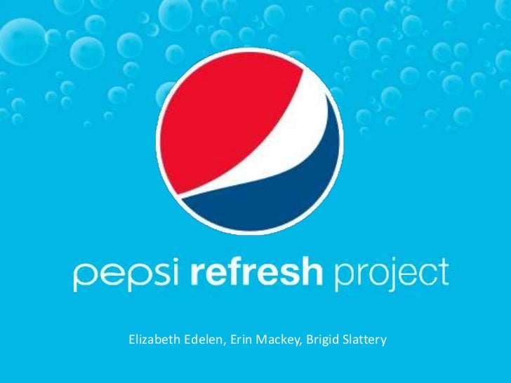 """pepsi refresh analysis Here's a print ad from 1979 about the """"pepsi challenge"""" which repeatedly   project was the pepsi refresh project, which continues on today."""