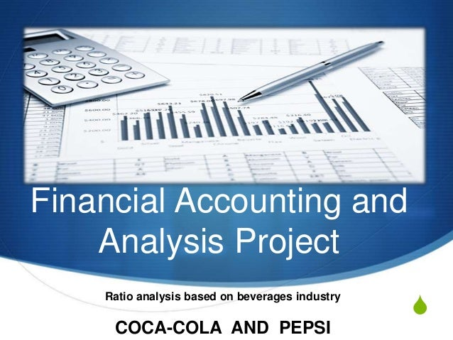 Pepsi Vs. Coca-Cola Financial Analysis&nbspEssay