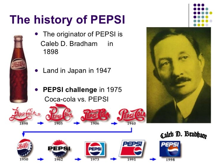 comparative study of pepsi and coca cola Comparative analysis case the coca cola both coca-cola company and pepsico, inc used a comparative coca-cola/pepsi co case study a) the coca-cola.